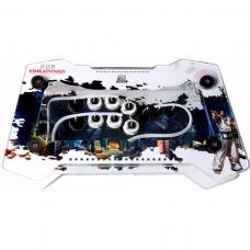 Controle Arcade para PC, PS3 e PS4 2ND Impact Hitbox Falcon Full Acrílico