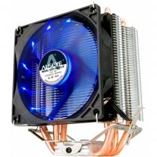 Cooler Alseye EDDY 90B Plus LED Azul ASE90BP Intel/AMD
