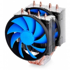 Cooler para Processador DeepCool Frostwin V2.0, Blue 120mm, Intel-AMD, DP-MCH4-FTV2