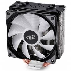 Cooler para Processador DeepCool Gammaxx GTE, RGB 120mm, Intel-AMD, DP-MCH4-GMX-GTE