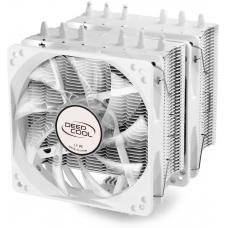 Cooler para Processador DeepCool Neptwin, White 120mm, Intel-AMD, DP-MCH6-NT-WH