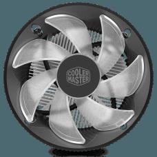 Cooler para Processador Cooler Master Standard I70C, LED Blue 120mm, Intel, RR-I70C-20PK-R1