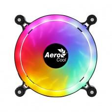 Cooler para Gabinete Aerocool Spectro 12 FRGB, 120mm
