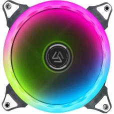 Cooler Para Gabinete Alseye Aurora Rainbow RGB 120MM A-120-RR