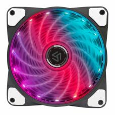 Cooler Para Gabinete Alseye SoonCool Rainbow RGB 120MM SC-120-RR