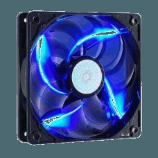 Cooler Para Gabinete Cooler Master Sickleflow, LED Blue 120mm, R4-SXDP-20FB-R1