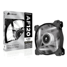 Cooler para Gabinete Corsair AF120, LED White 120mm, CO-9050015-WLED
