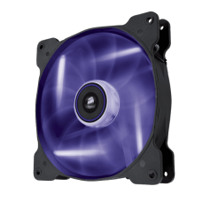 Cooler para Gabinete Corsair AF140, LED Purple 140mm, CO-9050017-PLED