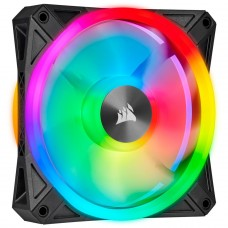 Cooler Para Gabinete Corsair RGB, 120mm RGB LED Fan, Single Pack CO-9050097-WW