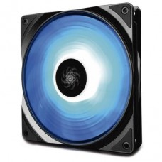Cooler para Gabinete Deepcool RF 140 RGB 140mm, DP-FRGB-RF140-1C - Open Box