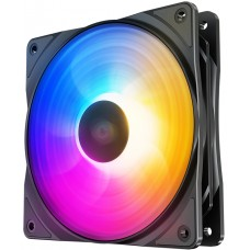 Cooler para Gabinete Deepcool RF120 FS RGB 120mm, DP-FLED3-RF120-FS - Open Box