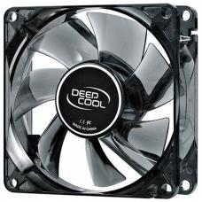 Cooler para Gabinete Deepcool Wind Blade 80, LED Blue 80mm, DP-FLED-WB80