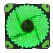 Cooler Para Gabinete Gamemax GMX-GF12G, 32 LED 120mm