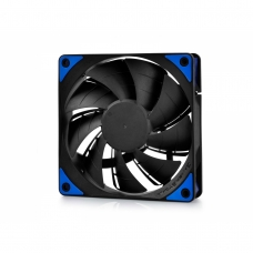 Cooler para Gabinete Gamerstorm Deepcool, LED Blue 120mm, DPGS-FTF-TF120BG
