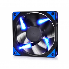 Cooler para Gabinete Gamer Storm Deepcool, LED Blue 120mm, DPGS-FTF-TF120BG