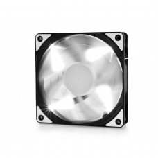 Cooler para Gabinete Gamer Storm Deepcool, LED White 120mm, DPGS-FTF-TF120WW