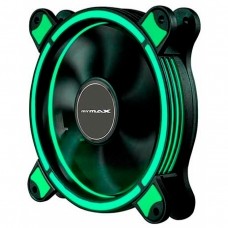 Cooler Para Gabinete Mymax Sprectrum 120mm LED Verde MYC/FC-SP12025/GR