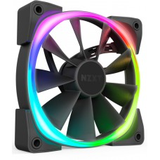 Cooler para Gabinete NZXT AER RGB 2 140mm, HF-28140-B1 - Open Box