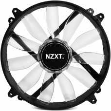 Cooler para Gabinete NZXT FZ-200, LED Red 200mm, RF-FZ20S-R1