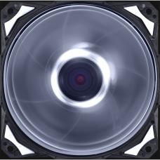 Cooler para Gabinete Pcyes Fury F4, LED White 120mm, F4120LDBC