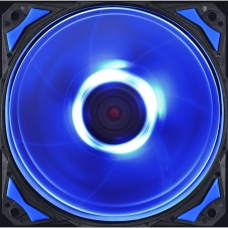 Cooler para Gabinete Pcyes Fury F5, LED Blue 120mm, F5120LDAZ