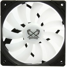 Cooler para Gabinete Scythe Kaze Flex 120 RGB, 120mm 1.200 RPM, SU1225FD12MR-RH