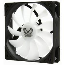 Cooler para Gabinete Scythe Kaze Flex 120 RGB, 120mm 800 RPM, SU1225FD12LR-RD