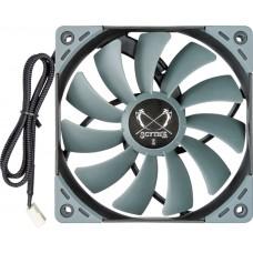 Cooler para Gabinete Scythe Kaze Flex 120mm 1.200 RPM, SU1225FD12M-RH