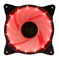 Cooler Para Gabinete T-Dagger 120mm, LED RED, T-TGF300-R