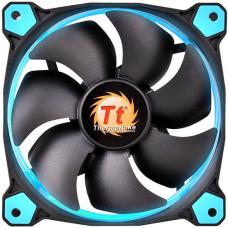 Cooler Para Gabinete Thermaltake Riing 14, LED Blue 140mm, CL-F039-PL14BU-A - Open Box