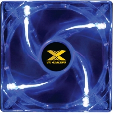 Cooler Para Gabinete Vx Gaming V.Light, LED Blue 120mm