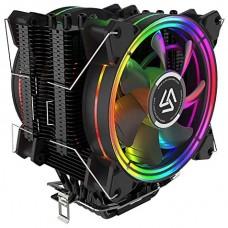 Cooler para Processador Alseye H120D V2.0, 120mm, RGB, Intel-AMD