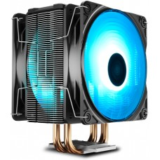 Cooler para Processador DeepCool Gammaxx 400 Pro, LED Blue 120mm, Intel-AMD, DP-MCH4-GMX400PRO-BL