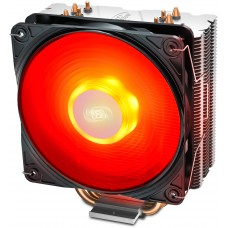 Cooler para Processador DeepCool Gammaxx 400 V2, LED Red, 120mm, Intel-AMD, DP-MCH4-GMX400V2-RD