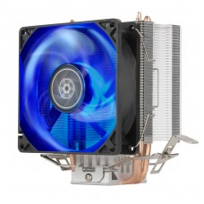 Cooler para Processador SilverStone KR03, 92mm, LED Blue, Intel-AMD, SST-KR03