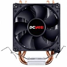 Cooler para Processador PCYES Zero KZ1, 80mm, Intel-AMD, ACZK180