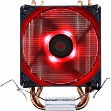 Cooler para Processador PCyes Zero KZ2, LED Red 92mm, Intel-AMD, ACZK292LDV