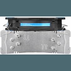Cooler para Processador Thermaltake Riing Silent 12, Blue 120mm, Intel-AMD, CL-P022-AL12BU-A