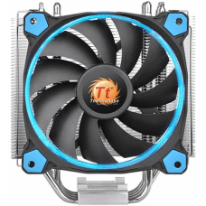 Cooler para Processador Thermaltake Riing Silent 12, Blue 120mm, Intel-AMD, CL-P022-AL12BU-A