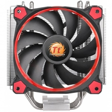 Cooler para Processador Thermaltake Riing Silent 12, Red 120mm, Intel-AMD, CL-P022-AL12RE-A