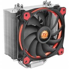 Cooler para Processador Thermaltake Riing Silent 12, Red 120mm, Intel-AMD, CL-P022-AL12RE-A