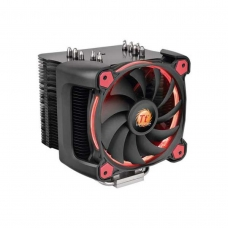 Cooler para Processador Thermaltake Riing SILENT 12 PRO, Red 120mm, Intel-AMD, CL-P021-CA12RE-A
