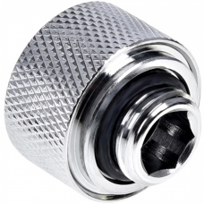 Fittings Alphacool Adaptador Eiszapfen Rigido Compressão 16 / 13mm G1 / 4 - chrome