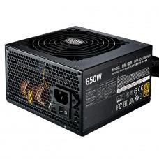 Fonte Cooler Master MWE V2 650W, 80 Plus Gold, PFC Ativo, MPE-6501-ACAAG-WO