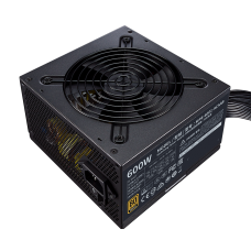 Fonte Cooler Master MWE V2 600W, 80 Plus Bronze, PFC Ativo, MPE-6001-ACAAB-BR