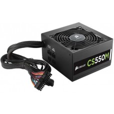 Fonte Corsair 550W 80 Plus Gold Semi Modular PFC Ativo CS550M CP-9020076-WW
