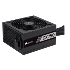 Fonte Corsair CX750 750W, 80 Plus Bronze, PFC Ativo, CP-9020123-WW