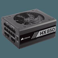 Fonte Corsair HX850 850W, 80 Plus Platinum, PFC Ativo, Full Modular, CP-9020138-WW