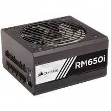 Fonte Corsair RM650i 650W, 80 Plus Gold, PFC Ativo, Full Modular, CP-9020081-WW