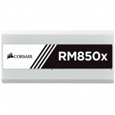 Fonte Corsair  RM850x 850W, 80 Plus Gold, PFC Ativo, Full Modular, White, CP-9020156-WW